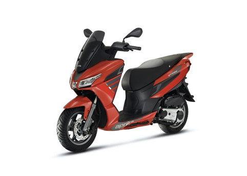 New 2021 Aprilia SXR 50 scooter