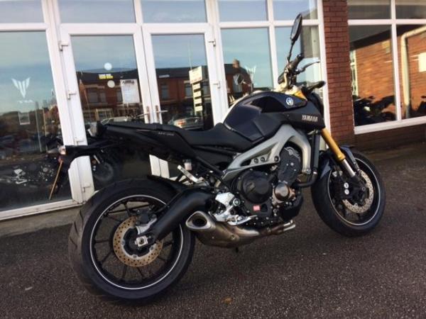 Bike of the day: Yamaha MT-09