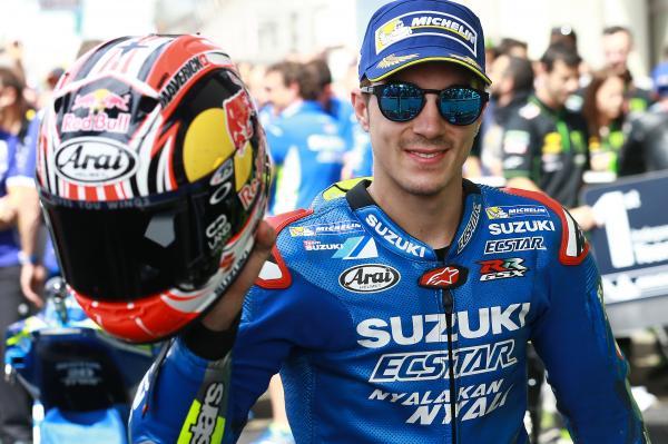 MotoGP: Viñales signs two-year MotoGP deal with Yamaha