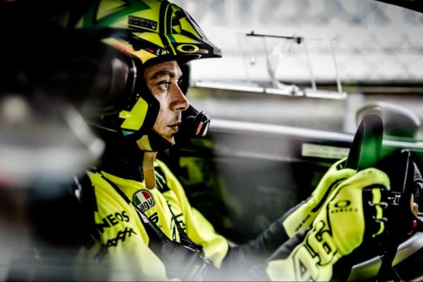 Valentino Rossi claims fifth Monza Rally Show victory
