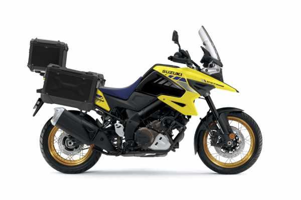 Suzuki V-Strom 2021 new colours