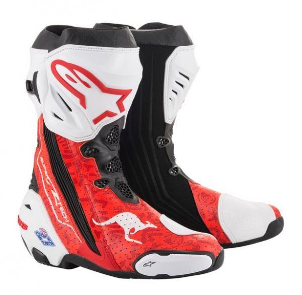 Casey Stoner Alpinestars Supertech R
