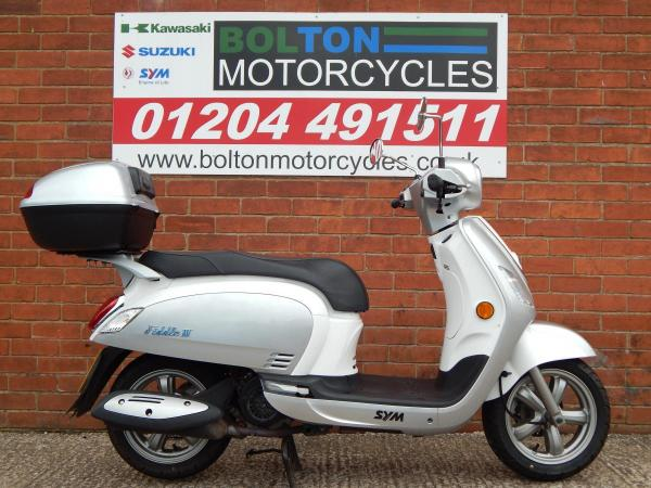 Sym Allo 125 | Visordown