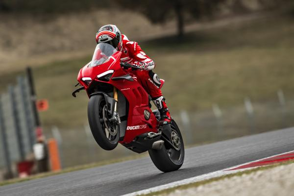 The time has come for even Ducati to plot an electric future
