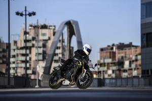 MV Agusta Brutale 1000 RR revealed