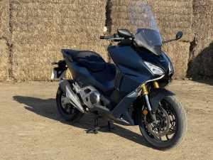 Honda Forza 750 2021 review
