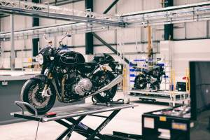 Norton motorcycles indian market revival