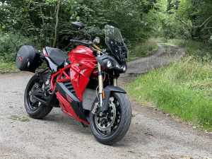Energica Eva Ribelle RS review 2021