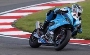PR Racing BMW Joe Francis, Brad Jones