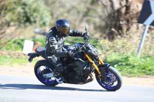 2021 MT-09 SP Visordown review