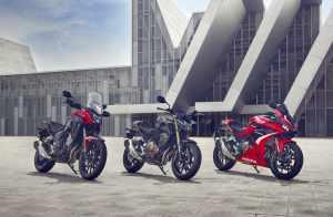 2022 Honda 500cc range updates