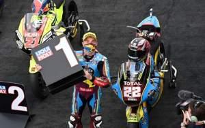 Sam Lowes - Marc VDS Moto2
