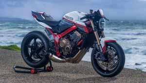 Honda CB650R dealer-built custom winner announced