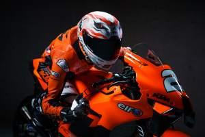 The new Tech3 KTM Turns Orange for MotoGP 2021