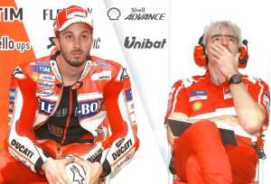 Andrea Dovizioso, Gigi Dall'Igna, Ducati