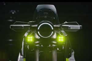 Husqvarna 901 Norden