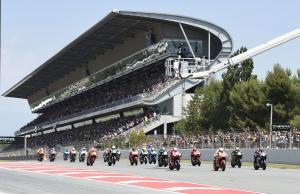 Circuit de Barcelona Catalunya Spain WorldSBK