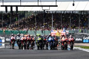 British MotoGP at Silverstone