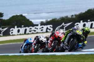 Australian MotoGP at Phillip Island