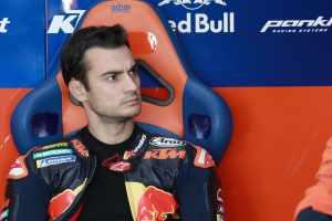 Dani Pedrosa - KTM Factory Racing
