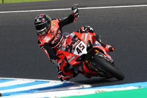Scott Redding - Aruba.it Ducati [1200]