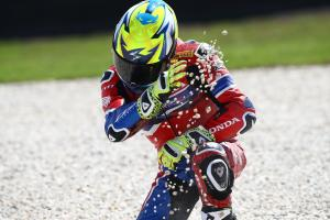Alvaro Bautista - HRC Honda CBR1000RR-R 1200