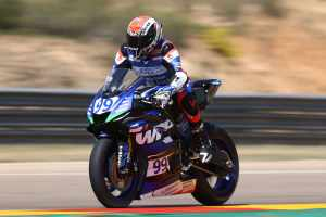 Danny Webb - WRP Wepol Racing