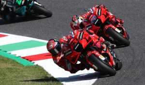 Pecco Bagnaia - Ducati 2021