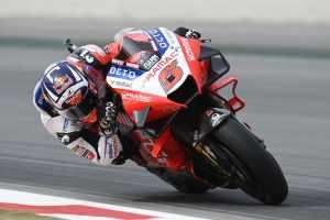 Johann Zarco - Pramac Ducati