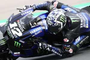 Maverick Vinales - Yamaha Factory Racing 2021