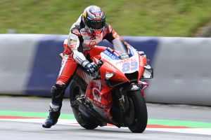 Jorge Martin - Pramac Ducati, MotoGP, Styria, Red Bull Ring