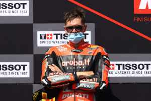 Scott Redding - Aruba.it Ducati WorldSBK