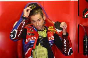 Alvaro Bautista - Honda WorldSBK