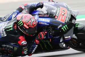 Fabio Quartararo - Yamaha Factory Racing