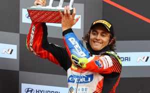 Axel Bassani - Motocorsa Racing Ducati