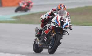 Michael van der Mark - BMW WorldSBK Motorrad