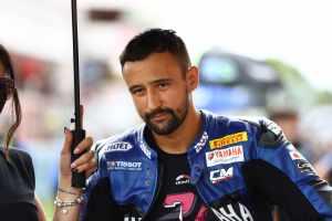 Randy Krummenacher - CM Racing Yamaha