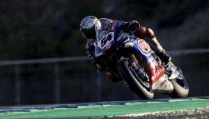Toprak Razgatlioglu - Pata Yamaha WorldSBK 2021