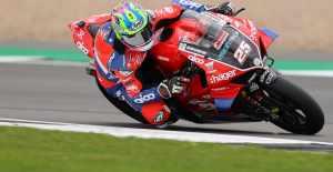 Josh Brookes - VisionTrack Ducati