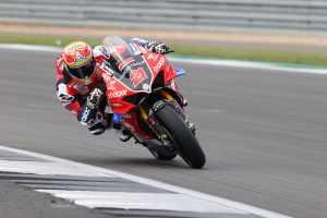Christian Iddon - PBM VisionTrack Ducati - credit Ian Hopgood Photography
