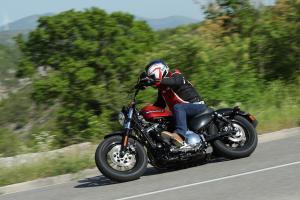 2018 Harley-Davidson Sportster Forty-Eight