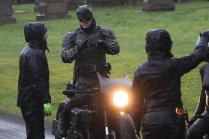 Batcycle Batbike Batman