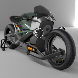 Bentley Motorcycle