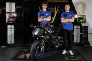 OMG Racing Yamaha, Kyle Ryde, Bradley Ray [credit: Ian Hopgood]