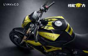 Lynk & Co Benelli TNT 600