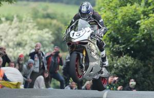 David Johnson Norton Isle of Man TT