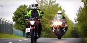 DVSA announce Ridefree course