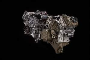 Ducati Multistrada V4 engine