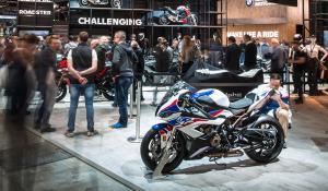 BMW at EICMA 2019