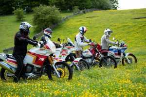 Dakar Enduro Rally classic adventure motorcycles